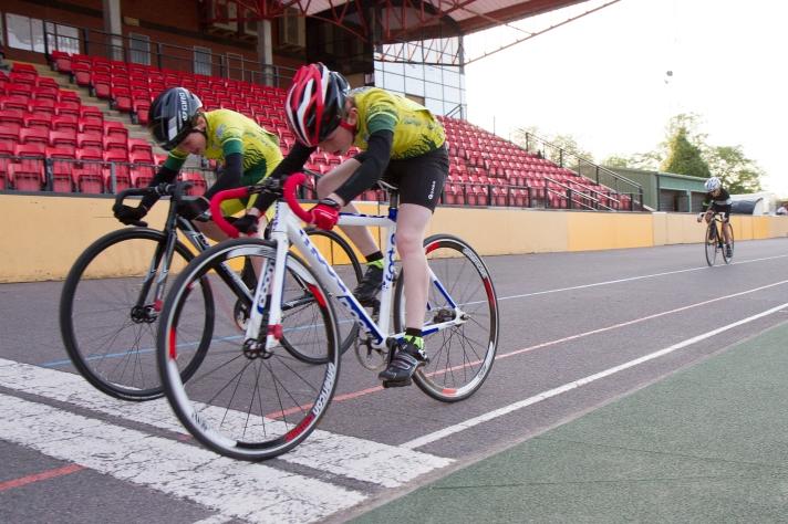 Track League sprint
